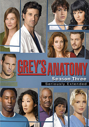 Grey's Anatomy: Season 3 - Seriously Extended Edition