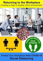 COVID-19 Protect Your Workplace: Social Distancing